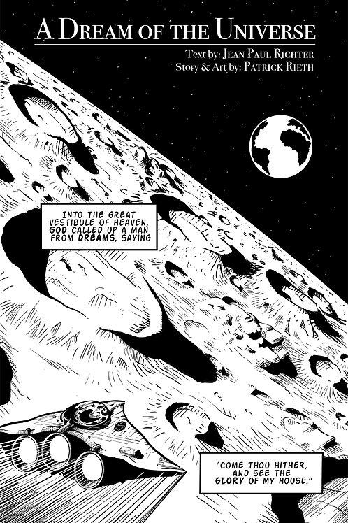 A Dream of the Universe - Comic