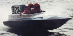 Colraine Powerboat Race