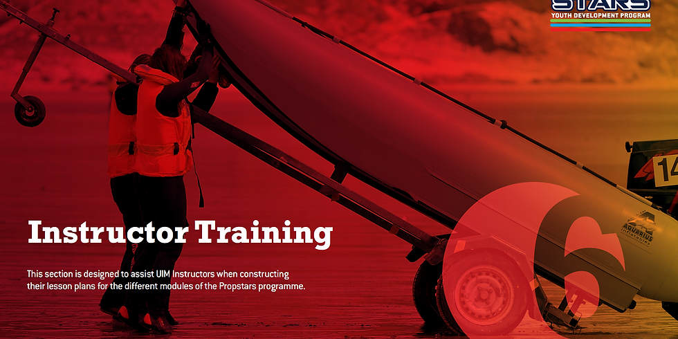 UIM Youth Development Program - Instructor Training