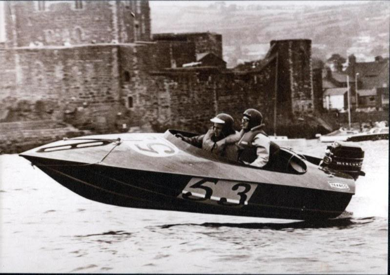 Offshore Race Carrickfergus - 1972