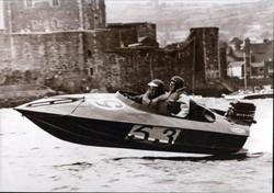 Offshore Race Carrickfergus - 1972