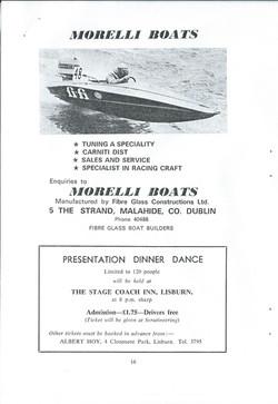 Morelli Boats