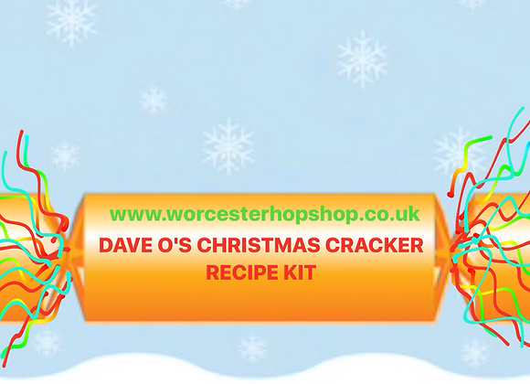 Dave O's Christmas Cracker