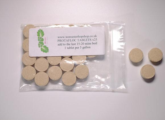 Protafloc Tablets x50 (irish moss)