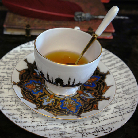 "Чайное трио ""Омар Хайям"""
