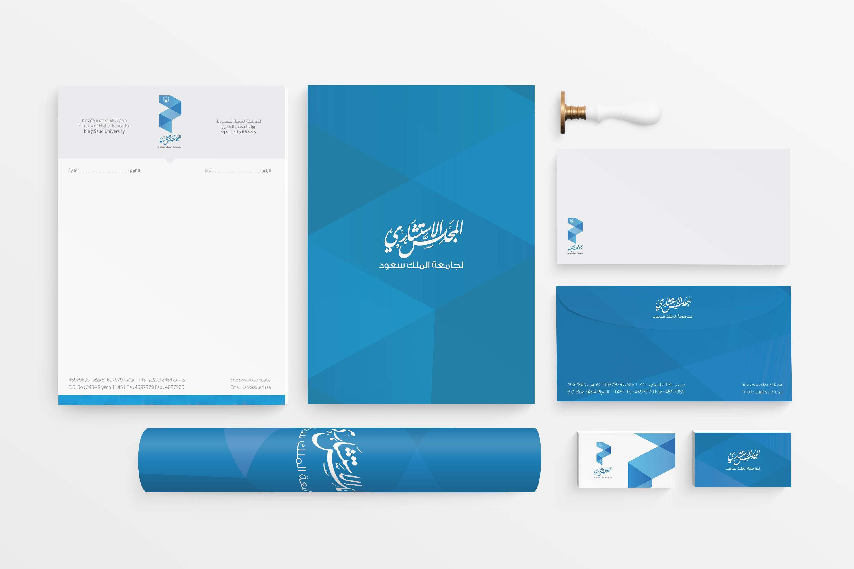 08_Branding  Identity Mockup III