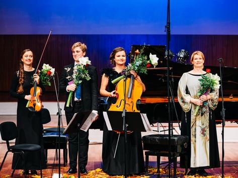 """""""Tempus Balticus. Baltijas simfoniskais festivāls"""" atskats"""