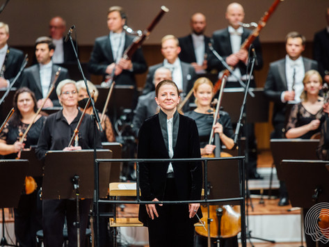 """""""Čaikovskis un Sibēliuss. Baltijas simfoniskais festivāls"""" atskats"""