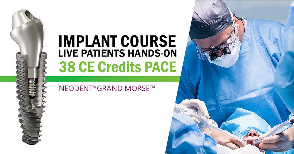 3rdSET Implant Course