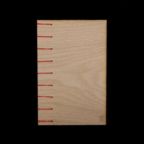 Oak Wood Journal (L)