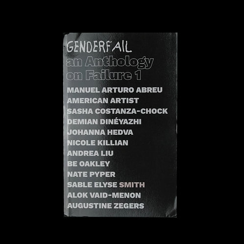 GenderFail: An Anthology on Failure