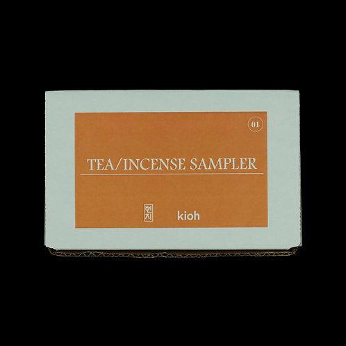 Tea/Incense Sampler Kit (One)