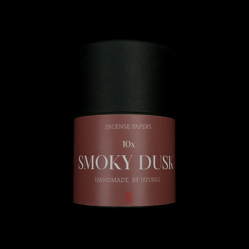 Smoky Dusk Incense Papers