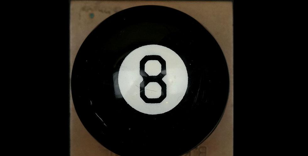 Eight Ball Table Lighter