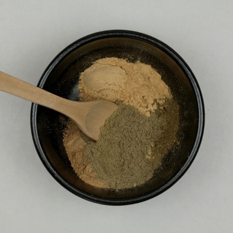 measure out all dry ingredients into a bowl