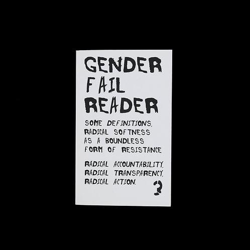 GenderFail Reader Three