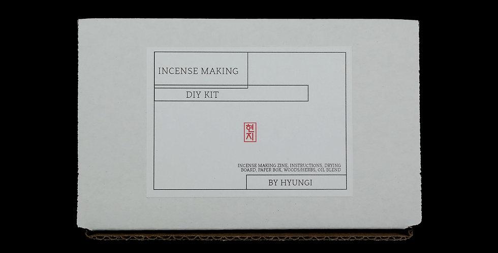 DIY Incense Making Kit