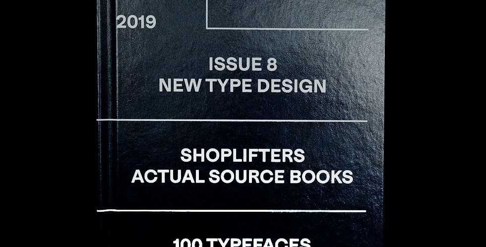 Actual Source Shoplifters Eight: New Type Design