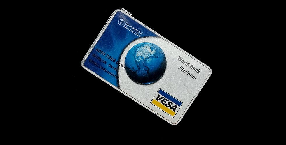 Credit Card Lighter