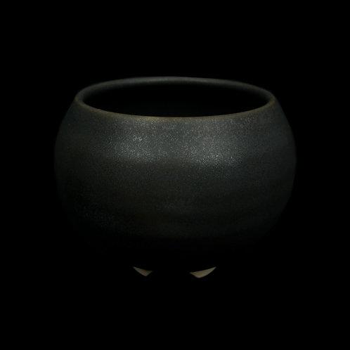 Shoyeido: Incense Bowl in Iron Crystal