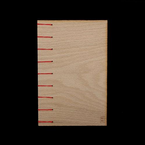 WHOLESALE: Oak Wood Journal (L)