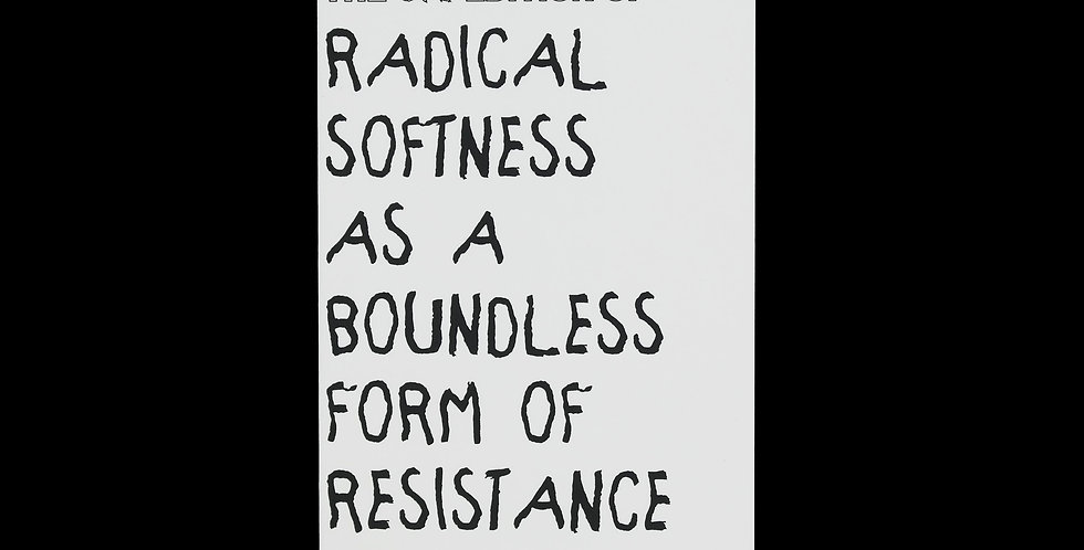 GenderFail: Radical Softness as a Boundless Form of Resistance