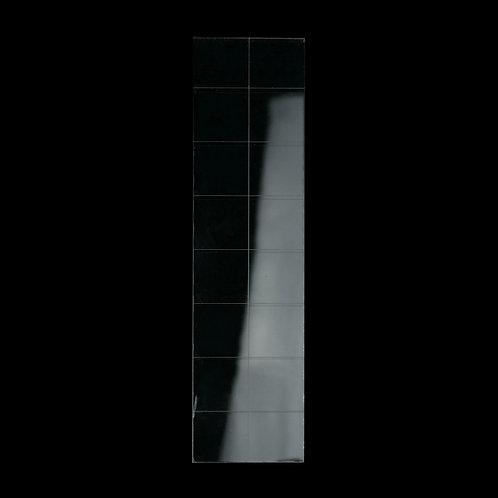 Eight x Two Inch Acrylic Ruler