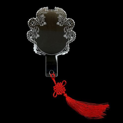 Handheld Dragon Mirror