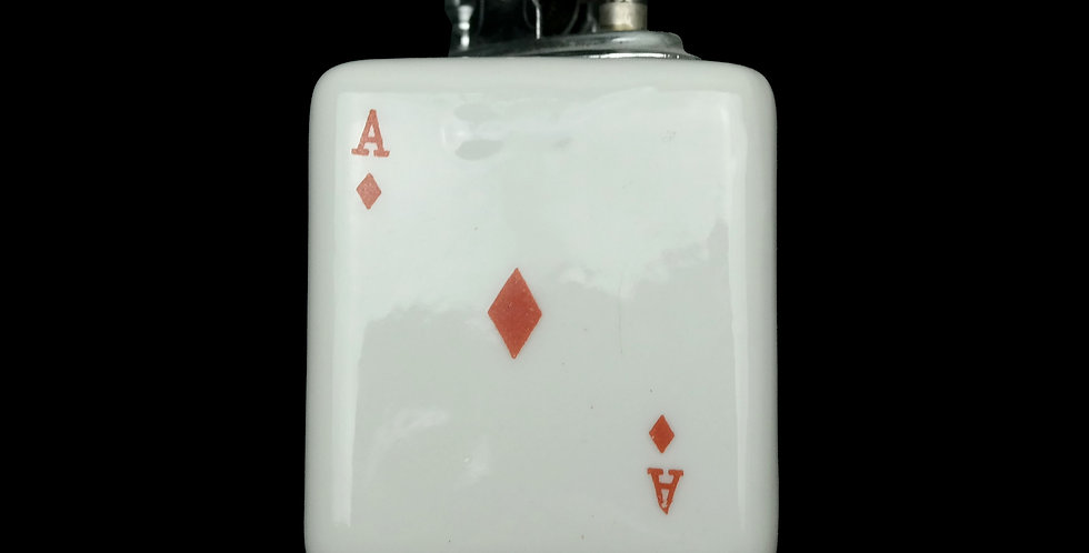 Cards Dice Table Lighter