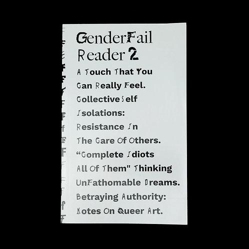GenderFail Reader Two