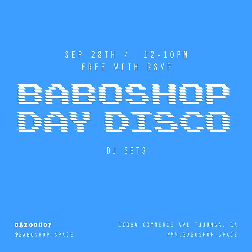 BABOSHOP Day Disco