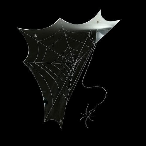 Spider Web Mirror