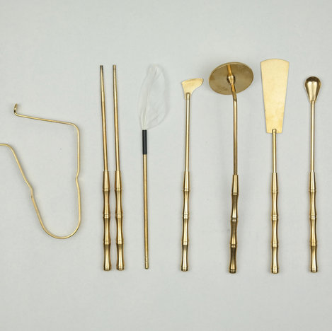 Chinese Incense Ceremony Tools