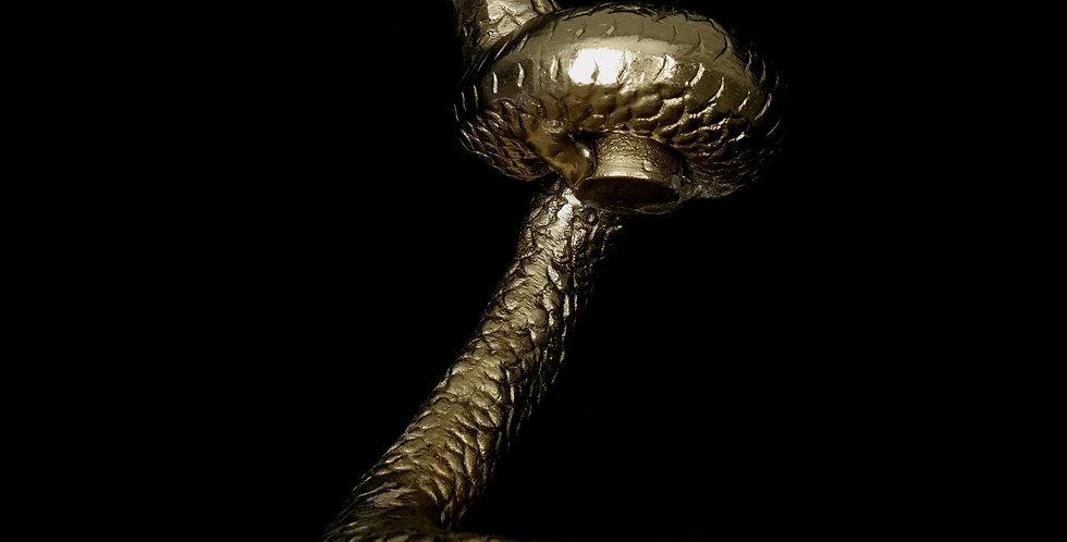 Snake Candleholder