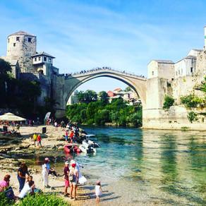 A Brief Trip to Bosnia and Herzegovina