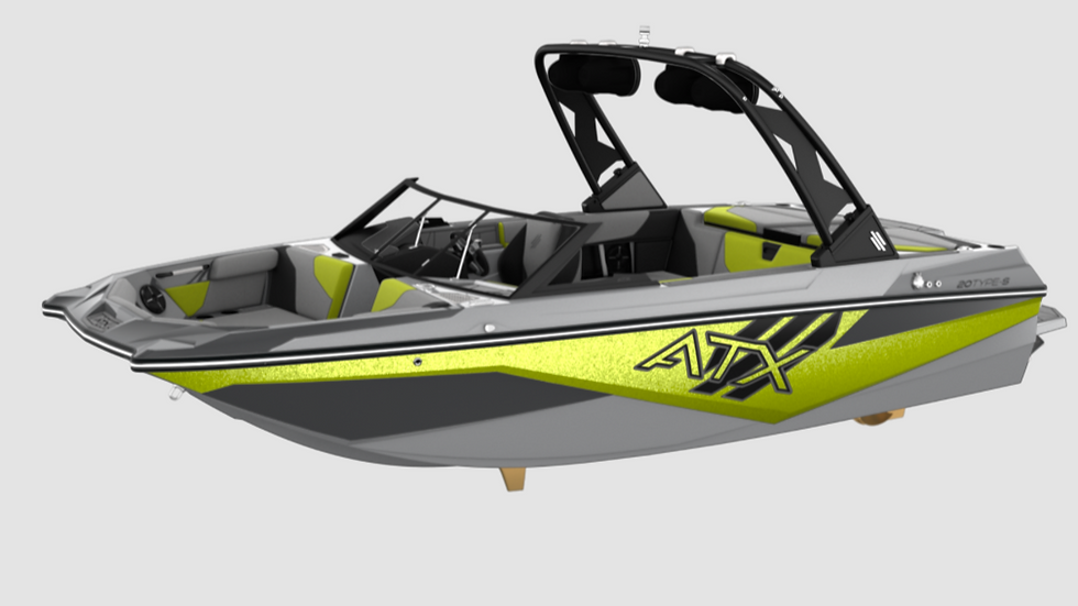 2021 ATX 20 Type-S