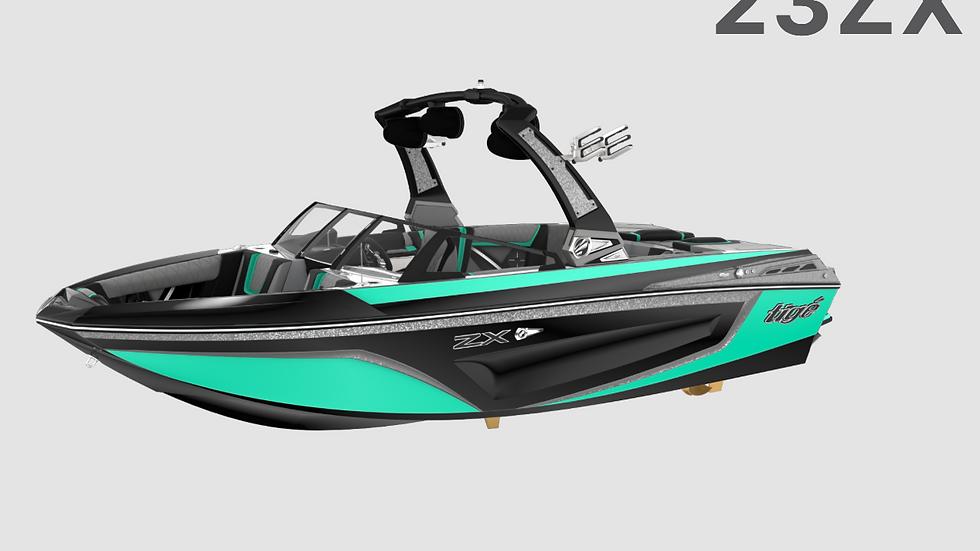 2021 Tige 23 ZX
