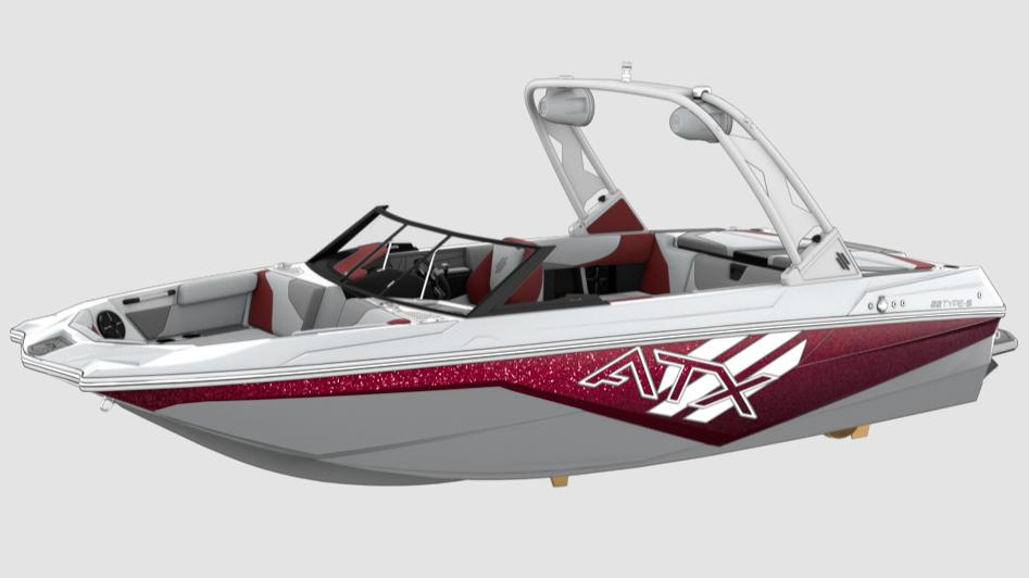 2022 ATX 22 Type-S