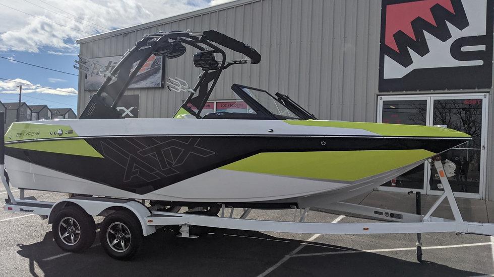 2020 ATX 22 Type-S
