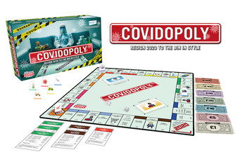 Home Leisure Direct create COVIDOPOLY game to kiss bye to 2020 and raise money for NHS Charities