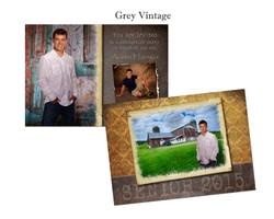 Grey Vintage