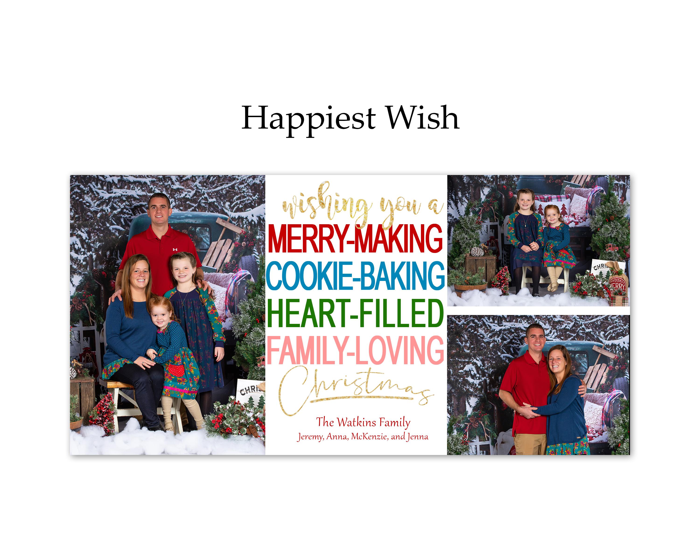 Happiest Wish