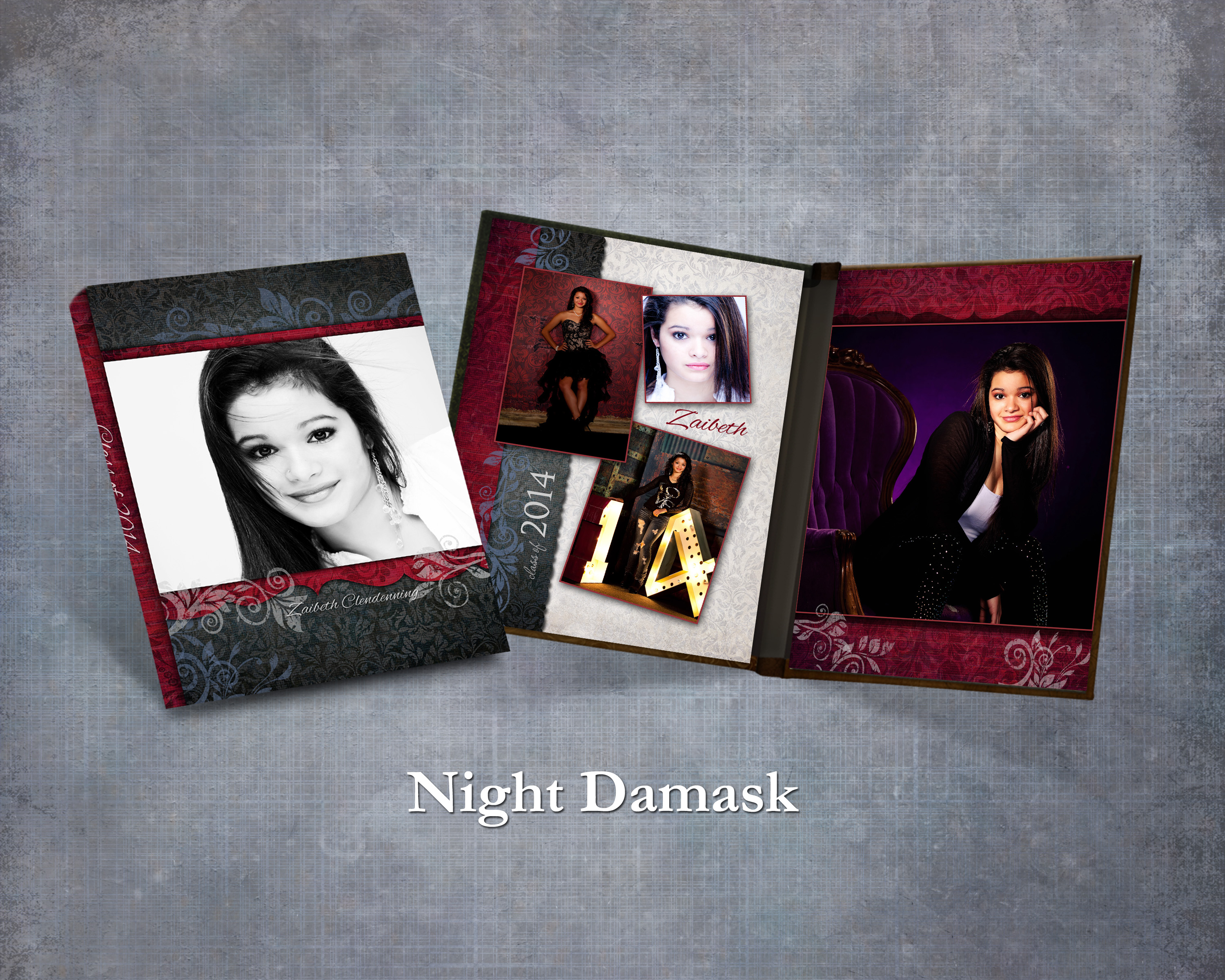 Night Damask