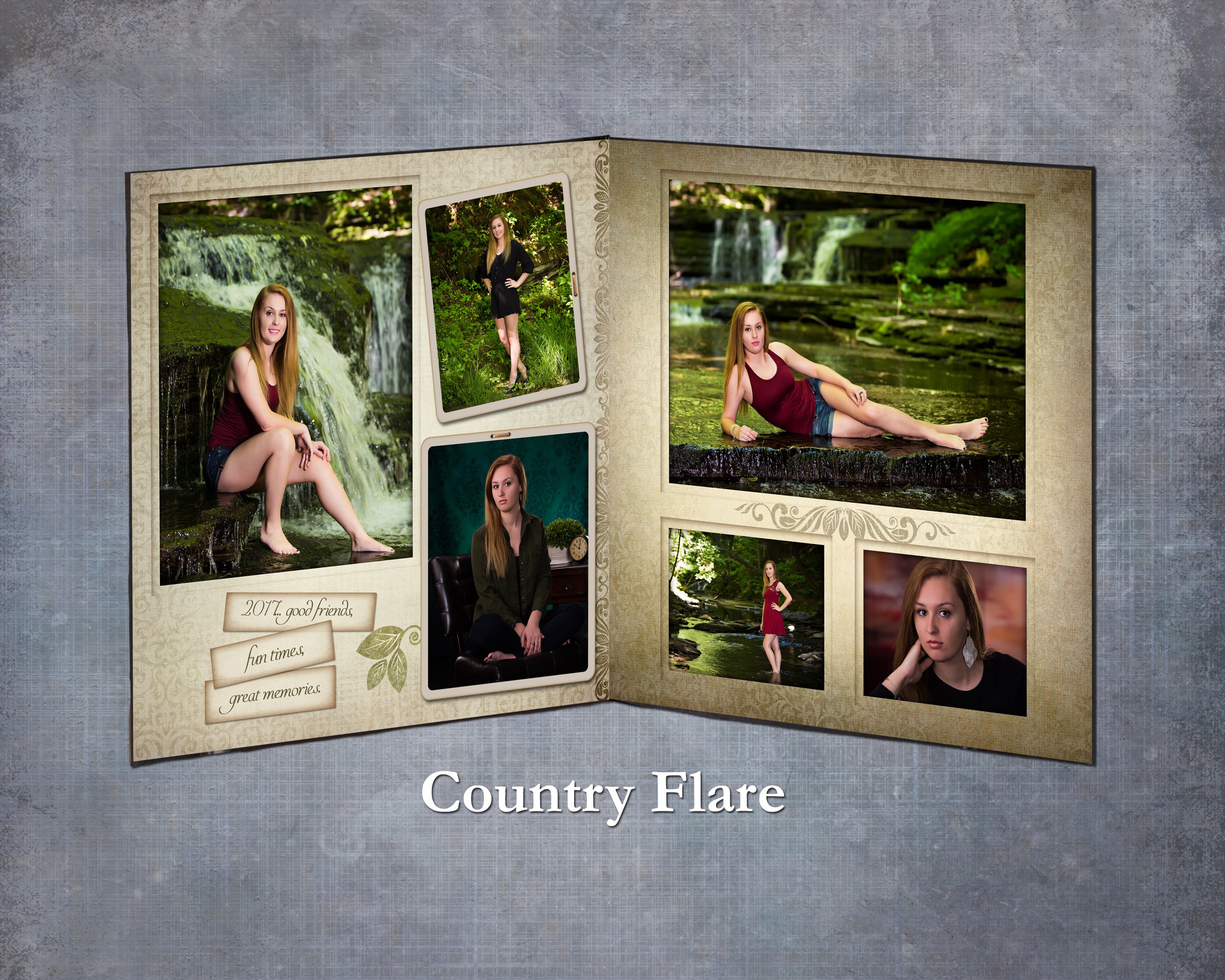Country Flare