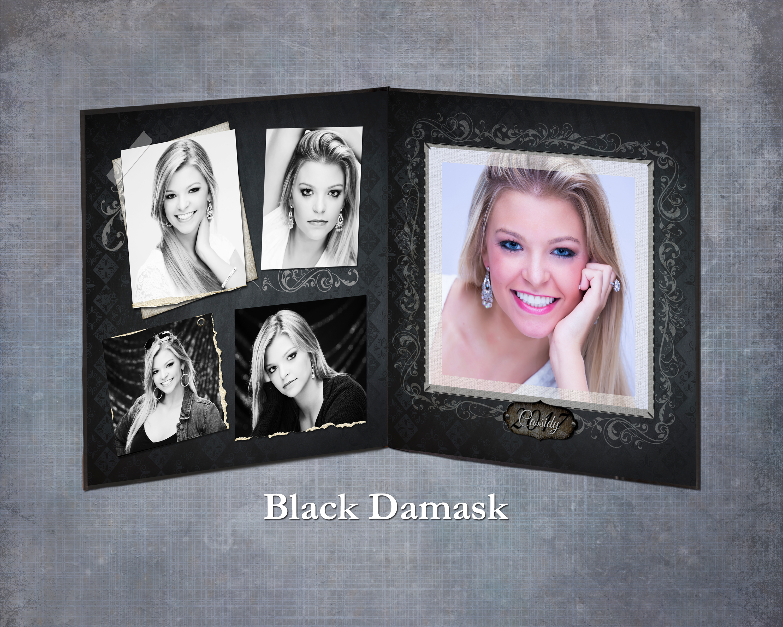 Black Damask