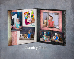 Bunting Pink