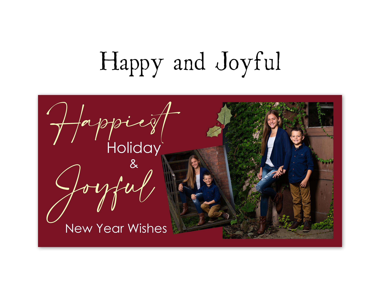 Happy and Joyful