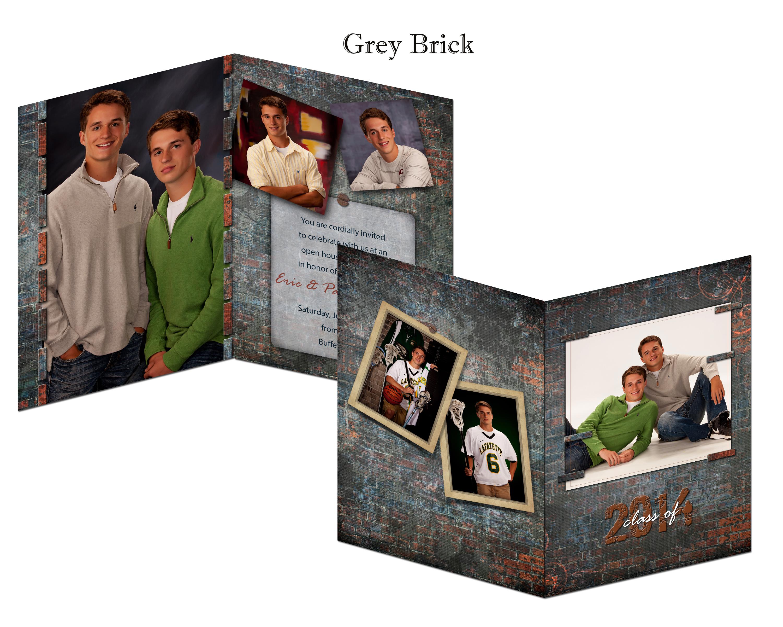 Grey Brick