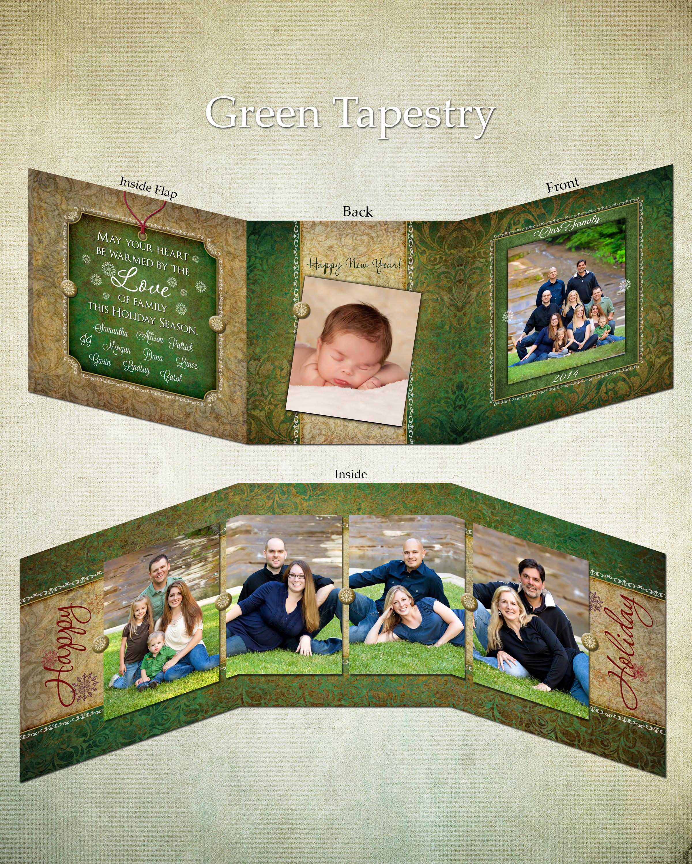 Green Tapestry