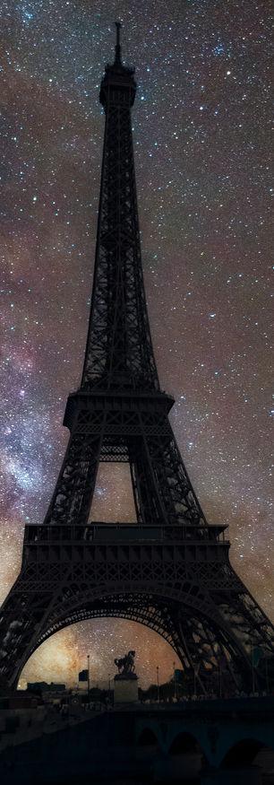 Paris Milky Way